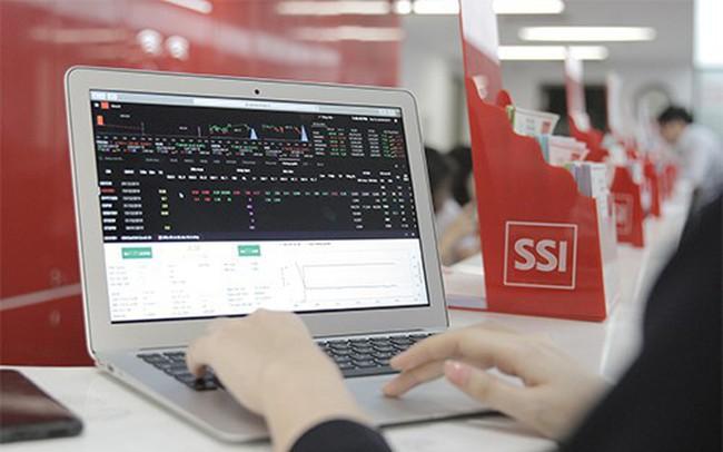 SSI phát hành 13 triệu chứng quyền cho 10 mã mới