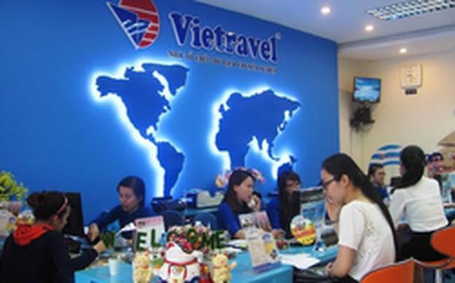 Cổ phiếu Vietravel: Tăng thật sốc, giảm thật sâu - ảnh 1