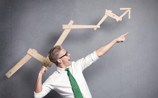 EVS dự báo nhóm cổ phiếu ngân hàng dẫn dắt thị trường trong quý 4, VN-Index có thể chạm mốc 1.068 điểm