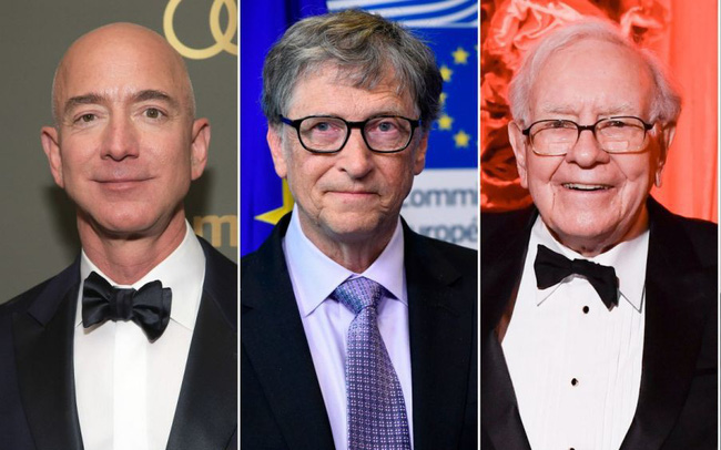 Các tỷ phú Mỹ giàu thêm bằng cách nào?