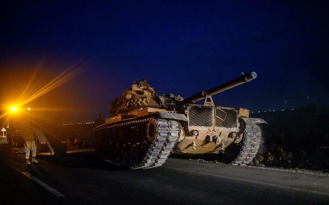 Thổ Nhĩ Kỳ đưa quân vào Syria, thế giới lại sắp chứng kiến một cuộc xung đột mới