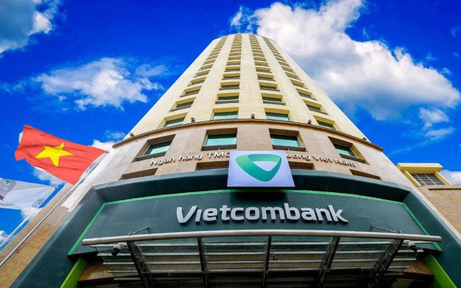Dồn dập tin vui đến với Vietcombank - ảnh 1
