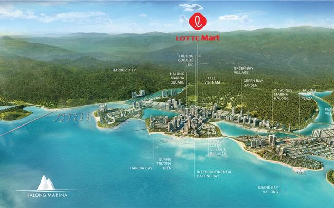 BIM Land bắt tay với ông lớn bất động sản Hàn Quốc đầu tư trung tâm thương mại 750 tỷ đồng tại Hạ Long