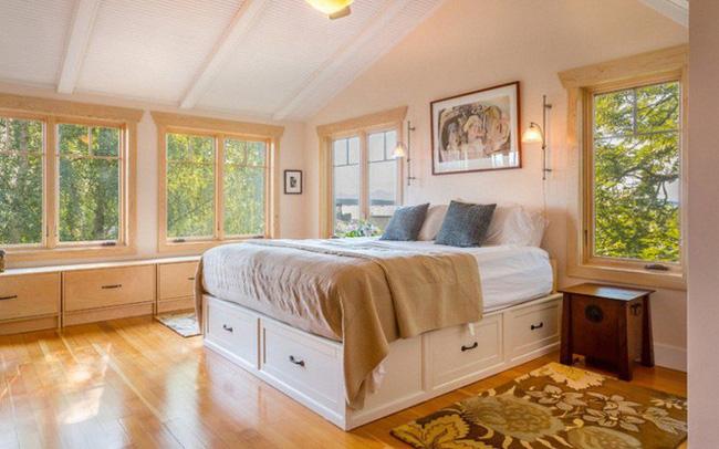Những kiểu giường đột phá về thiết kế và sự tiện dụng cho phòng ngủ tý hon