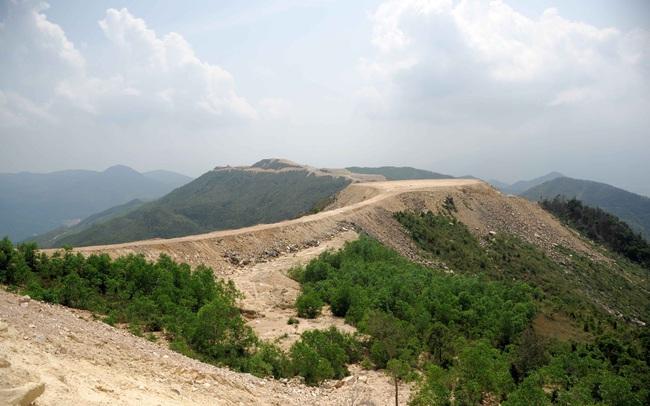 Nha Trang: Thu hồi hơn 370ha đất dự án trên núi Chín Khúc