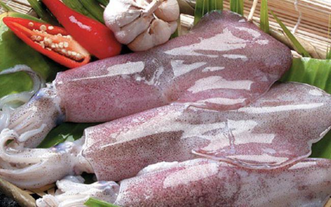 Xuất khẩu mực, bạch tuộc sang thị trường Mỹ tăng rất mạnh