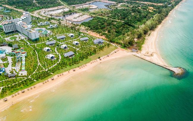 Phú Quốc có tốc độ tăng trưởng hệ thống khách sạn nghỉ dưỡng cao cấp nhanh nhất cả nước