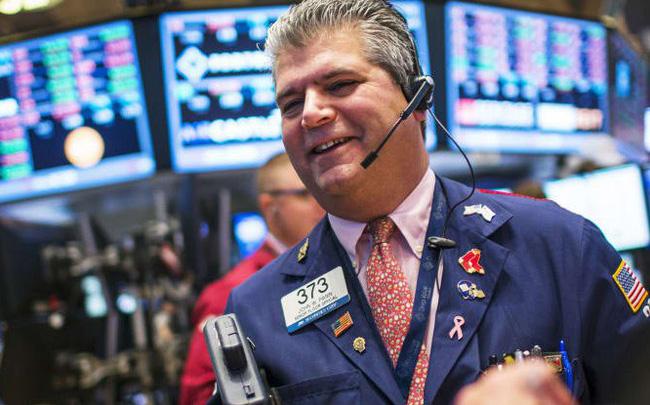 Số liệu việc làm tháng 10 tích cực, Dow Jones bứt phá hơn 300 điểm