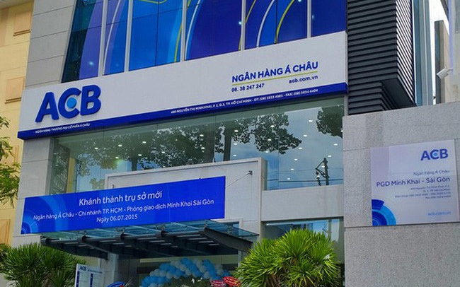 ACB được NHNN chấp thuận mở 5 chi nhánh mới