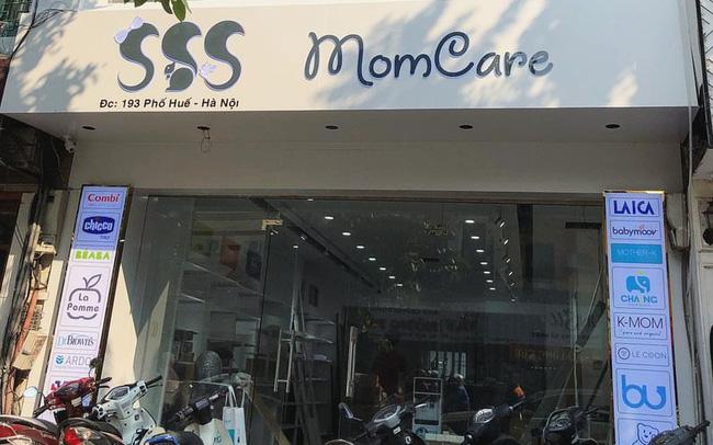 Nhiều sản phẩm bán tại SSS Momcare bị tịch thu do nghi là hàng nhập lậu