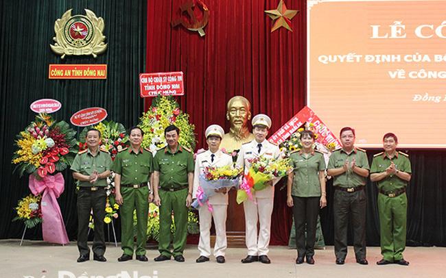 Đại tá Vũ Hồng Văn làm Giám đốc Công an tỉnh Đồng Nai