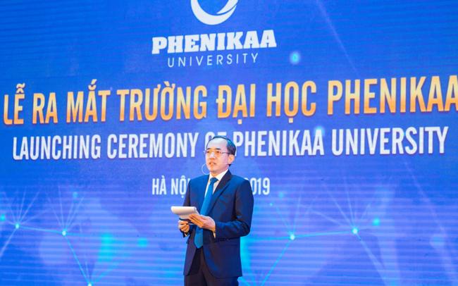 Chủ tịch Vicostone Hồ Xuân Năng đầu tư cả nghìn tỷ đồng cho Đại học Quỹ đổi mới sáng tạo Phenikaa với mục tiêu không vì lợi nhuận