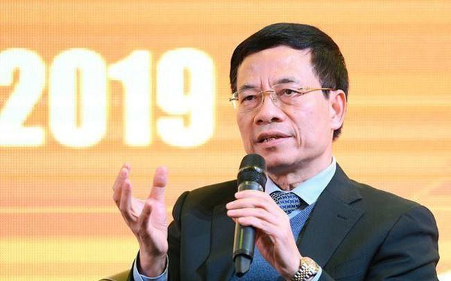 Bộ trưởng Nguyễn Mạnh Hùng: Doanh nghiệp Việt Nam cần làm chủ các công nghệ nền tảng trong Chính phủ điện tử