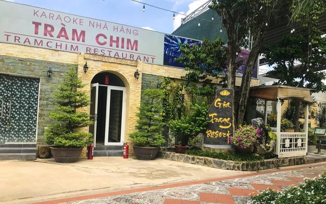 """TPHCM chỉ đạo khẩn xử lý tổ hợp công trình vi phạm trật tự xây dựng tại """"Gia Trang quán - Tràm Chim Resort"""""""