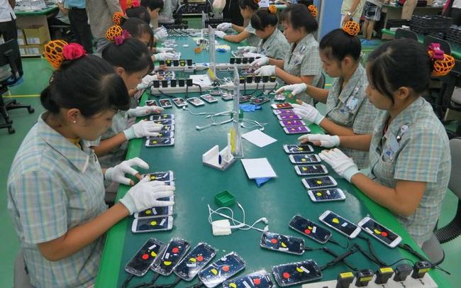 Xuất khẩu điện thoại và linh kiện nhóm DN trong nước tăng đột biến 1321%, nhiều mặt hàng có dấu hiệu phục hồi