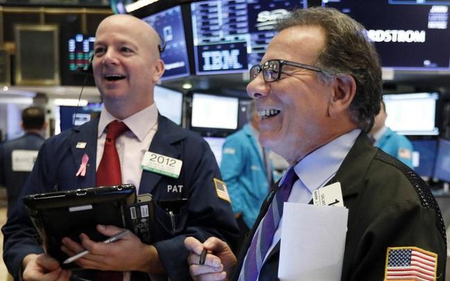 Nhà đầu tư phấn khích vì thoả thuận thương mại Mỹ - Trung, Dow Jones khởi sắc 3 phiên liên tiếp