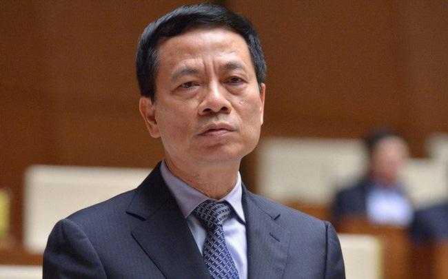 Bộ trưởng Nguyễn Mạnh Hùng lần đầu trả lời chất vấn trước Quốc hội: Báo chí phải góp phần nuôi dưỡng khát vọng Việt Nam hùng cường
