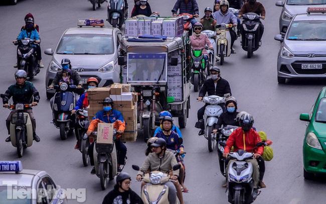 Tận thấy xe xích lô, xe ba bánh trên phố Thủ đô có thể dừng hoạt động