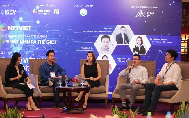 CEO ESP Capital Lê Hoàng Uyên Vy: Startup Việt hãy tích cực đi gọi vốn nước ngoài, vấn đề của chúng ta là không tìm đủ được lượng vốn cần thiết