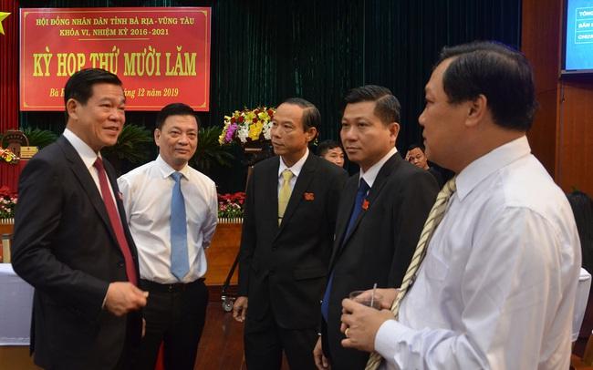 Bà Rịa - Vũng Tàu có Chủ tịch tỉnh mới