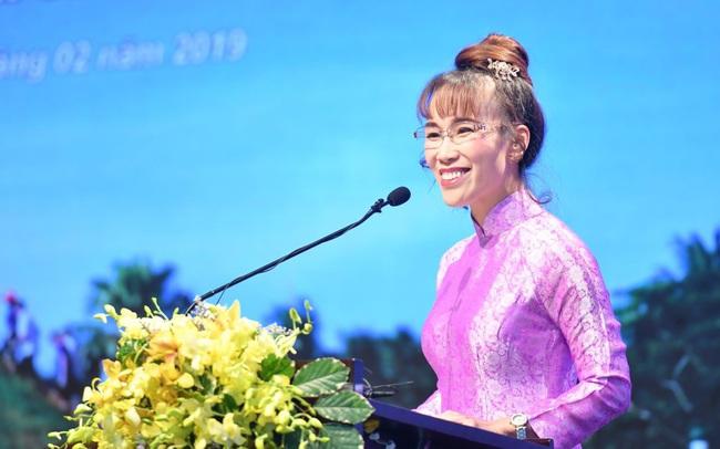 CEO Vietjet Nguyễn Thị Phương Thảo tiếp tục vào Top100 phụ nữ quyền lực nhất thế giới
