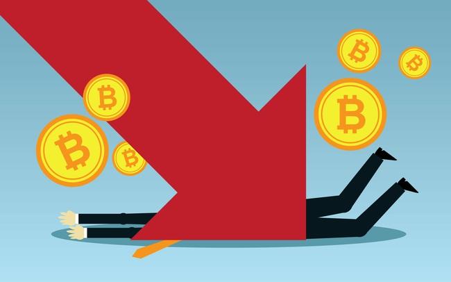 Bitcoin thủng 7.000 USD, đối mặt ngưỡng kháng cự quan trọng