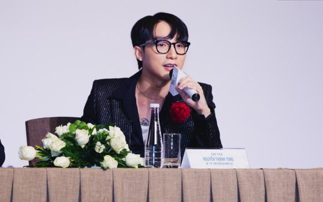 """Chủ tịch M-TP Entertainment Nguyễn Thanh Tùng: """"Chắc chắn tiền sẽ về"""""""