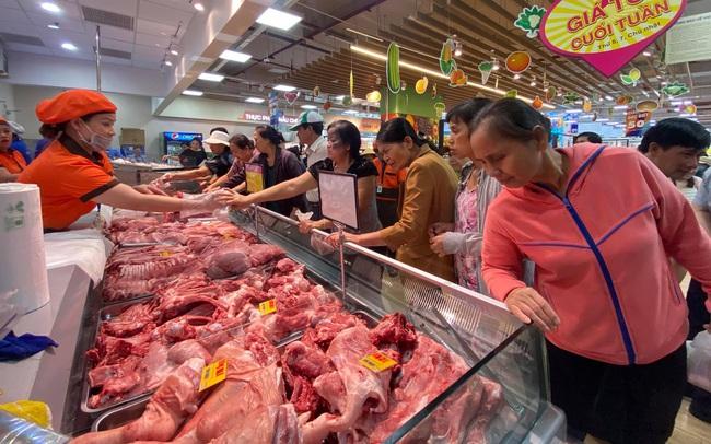 Phó TGĐ Saigon Co.op: Trước cơn sốt giá thịt heo, tập trung chốt sớm hàng để đảm bảo sản lượng dịp Tết với 3.500 - 4.500 tấn
