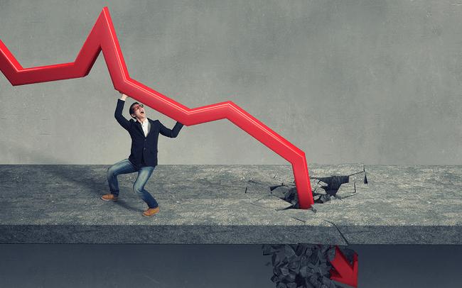 """Lực bán dồn dập về cuối phiên, VN-Index """"thủng"""" mốc 960 điểm"""