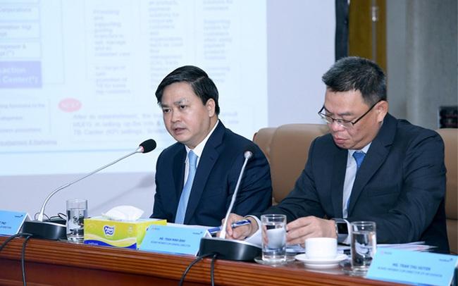 Chủ tịch HĐQT Lê Đức Thọ: VietinBank sẽ vượt kế hoạch lợi nhuận năm 2019