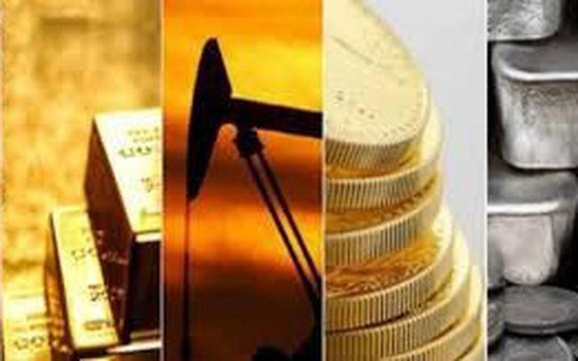 Thị trường ngày 21/12: Dầu, vàng và quặng sắt đồng loạt giảm, trong khi đồng cao nhất 7 tháng
