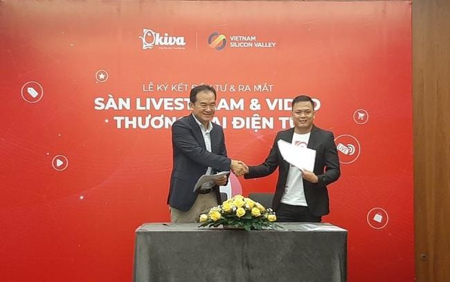 Founder Okiva bỏ việc ở Úc về Việt Nam khởi nghiệp nhận khoản đầu tư 40.000 USD từ Vietnam Silicon Valley