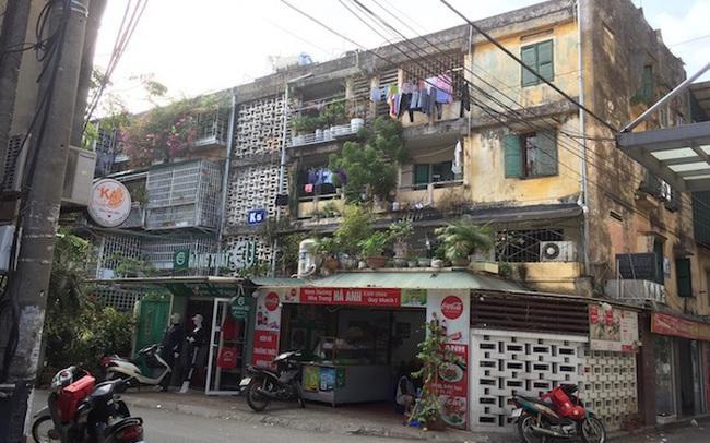 Hà Nội: Tín hiệu mới cải tạo chung cư cũ