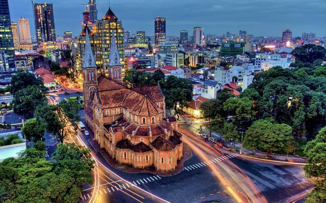 Vượt Singapore và nhiều thành phố lớn khác, TP. Hồ Chí Minh lot top 3 nơi đáng sống trên thế giới
