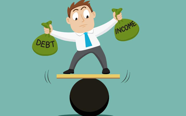 Tình hình vay nợ của các doanh nghiệp bất động sản niêm yết