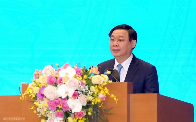 Phó Thủ tướng Vương Đình Huệ: Năm 2020 sẽ hoàn thiện phương án xử lý ngân hàng mua bắt buộc
