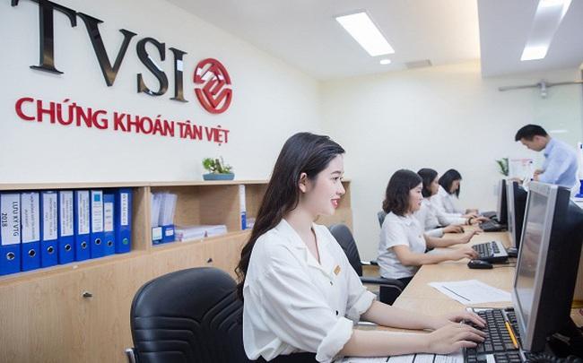 Chứng khoán Tân Việt (TVSI) ước lãi hơn 130 tỷ đồng trong năm 2019