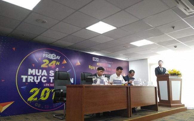 Cơ hội trúng ô tô Vinfast và tham vọng của ngày Online Friday Việt Nam