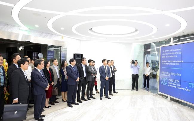 BIDV ra mắt Trung tâm Ngân hàng số, chọn EY làm đối tác tư vấn chiến lược chuyển đổi số
