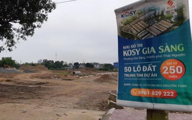 Kosy thông báo mua lại trước hạn 235 tỷ đồng trái phiếu