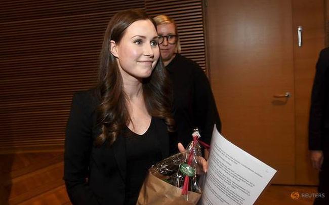 Phần Lan có nữ thủ tướng 34 tuổi, trẻ nhất thế giới