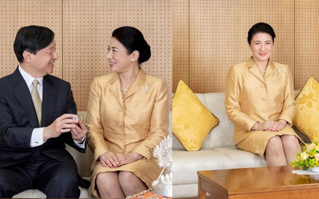 Hoàng hậu Masako khoe vẻ đẹp rạng rỡ cùng khí chất hơn người trong bộ ảnh mới nhân dịp sinh nhật cùng lời gửi gắm chân thành