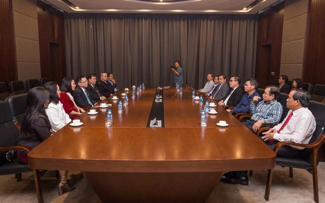 Đại sứ quán Mỹ đến thăm và chúc mừng An Phát Holdings nhân dịp xây dựng nhà máy sản xuất tại Mỹ