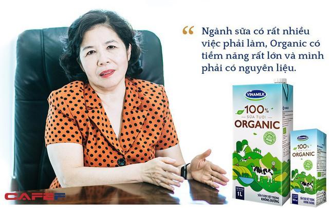 Bà Mai Kiều Liên: Đầu tư dài hạn cổ phiếu Vinamilk sẽ lời, ngành sữa còn nhiều việc để làm