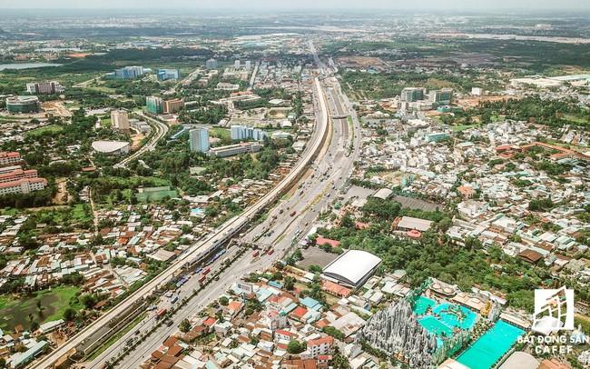 Cận cảnh những dự án giao thông đang làm thay đổi thị trường bất động sản TP.HCM - ảnh 1