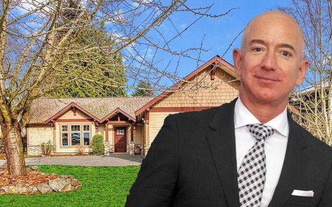Bên trong căn nhà khiêm tốn Jeff Bezos đã thuê khi bắt đầu sự nghiệp với Amazon và hiện được rao bán với giá 1,5 triệu USD