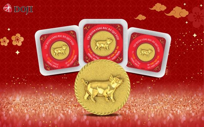 Ngày Thần Tài năm nay trùng Valentine, các doanh nghiệp vàng mạnh tay tung hàng triệu sản phẩm ra bán