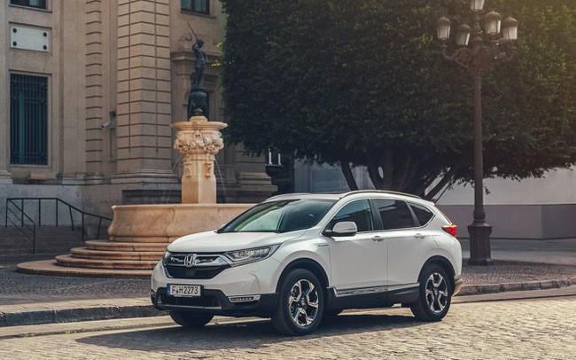 Thị trường ô tô biến động mạnh đầu năm 2019,  Honda CR-V bất ngờ soán ngôi vua doanh số của Vios