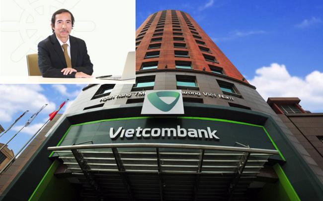 Ông Đào Hảo không còn là Phó Tổng giám đốc Vietcombank