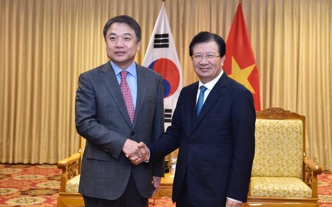 Phó Chủ tịch Tập đoàn Hyundai: Tập đoàn đang có những kế hoạch quy mô để đầu tư, phát triển sản xuất ô tô tại Việt Nam